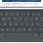 Smart Keyboard på iPad Pro (Foto: Apple)