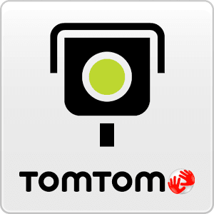 Screenshots fra TomTom Speed Camaras-applikationen til Android