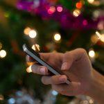 SMS i julen (Foto: Telia)