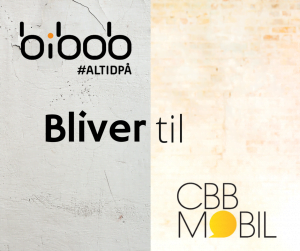 Bibob bliver til CBB Mobil