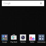 Screenshot fra LG V10