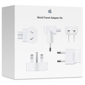 Apple World Travel Adapter Kit (Foto: Apple)