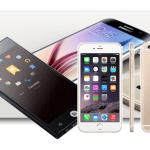 ID1, iPhone 6S og Galaxy S6 (Foto: MereMobil.dk)