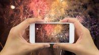 Nytårshilsnerne sendes i højere grad via sociale medier. Det betyder et farvel til datidens store SMS-rekorder.