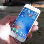 iPhone fugt og vandskader