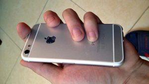 Måske lækkede billeder af kommende 4-tommer iPhone (Kilde: NoWhereElse)