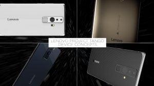 Lenovo og Google samarbejder om Project Tango
