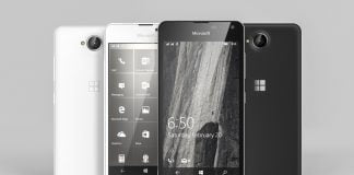 Lumia 650 (Foto: Windowscentral.com)