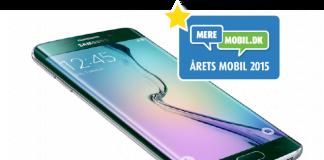 Årets Mobil 2015 er Samsung Galaxy S6 Edge (Grafik: 1030.dk)