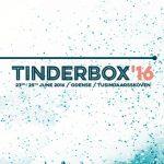 Tinderbox 2016 applikation til iOS og Android