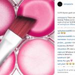 Teasers på Sony Mobile's Instagram profil