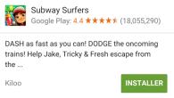 Søg applikationen i Google og installer den uden om Google Play. Bekymrende mener Google-ekspert.