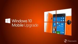Windows 10 Mobile opdatering (Foto: Neowin)