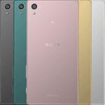 Sony Xperia Z5 i pink (Foto: Sony)