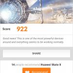 Screenshot fra Huawei Mate 8