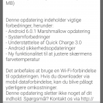 HTC One A9 opdateres til Android 6.0.1 (Foto: MereMobil.dk)