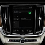 Volvo integrated Spotify app (Foto: Volvo Cars)