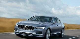 Volvo S90 Mussel Blue (Foto: Volvo Cars)