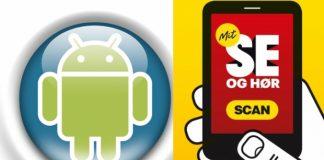 """Få """"Mit Se og Hør"""" applikationen på din Android-enhed"""