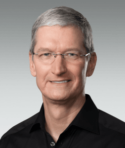 Apple CEO Tim Cook (Foto: Apple)