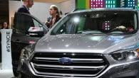 MWC: Bilerne skal kommunikere med nettet og være mere intelligente. Ford har fremvist ny opdateret bilteknologi i Barcelona.