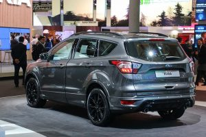 Ford Kuga ved Mobile World Congress 2016 (Foto: Ford)