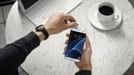 Forsalget på de nye Samsung topmodeller er startet, og det ser ud til, at Galaxy S7 og Galaxy S7 Edge kommer godt fra start med et rekord-forsalg.