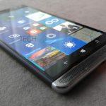 Lækket billede af HP Elite x3 (Foto: Tech2)