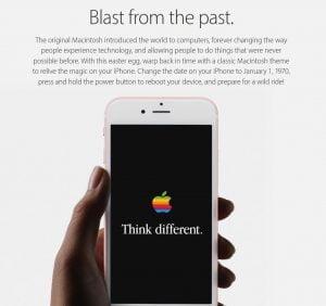 1. januar 1970 - indstil ikke denne dato på din iPhone