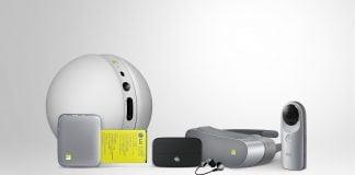 LG G5 & LG Friends