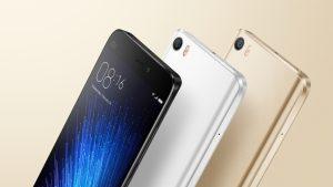 Xiaomi Mi 5 (Foto: Xiaomi)