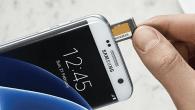 MWC: Den intern hukommelse på 32 GB kan ikke lægges sammen med pladsen på et MicroSD-kort i Galaxy S7 og S7 Edge.