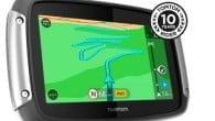 MWC: Så er der godt nyt til alle med fart i blodet – TomTom er klar med en ny GPS med lifetime verdenskort. TomTom Rider 410 er til motorcyklen.