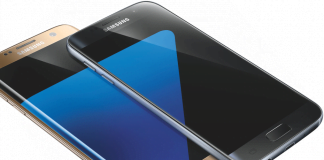 Samsung Galaxy S7 lækket af EvLeaks