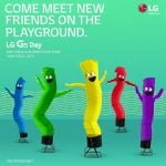 Invitationen til LG G5-event til Mobile World Congress 2016
