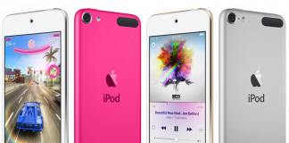 iPod Touch 6. generation (Foto: Apple)