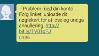 KORT NYT: Pas på dit NemID nøglekort. En falsk SMS forsøger at lokke den ud af dig.
