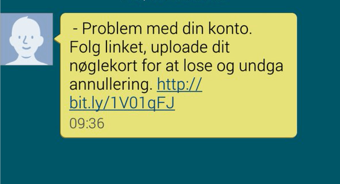 Nets advarer: Falsk SMS er i omløb