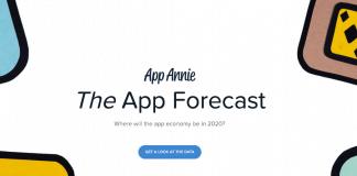 Prognose fra App Annie