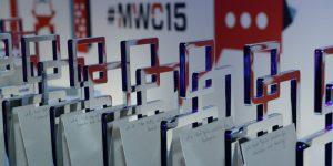 Priserne ved Global Mobile Awards 2016 (Foto: MWC)