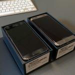 Samsung Galaxy S7 og S7 Edge (Foto MereMobil.dk)