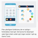 Game Launcher på Galaxy S7 (Foto: MereMobil.dk)