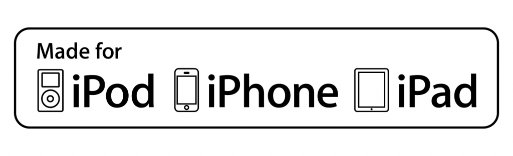 Made for iPod, iPhone og iPad via MFi-programmet (Foto: Apple)
