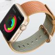Apple Watch med nylon-rem (Foto: Apple)