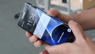 Taber du Galaxy S7 eller S7 Edge på fortovet er det farvel til skærmen. Se her, hvordan S7'erne klarer sig i test mod iPhone 6S og 6S Plus.