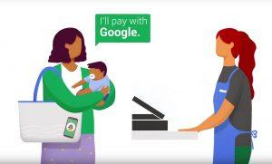 Hands Free mobilbetaling fra Google (Foto: Google)