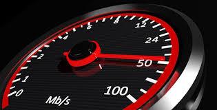 Internethastighed