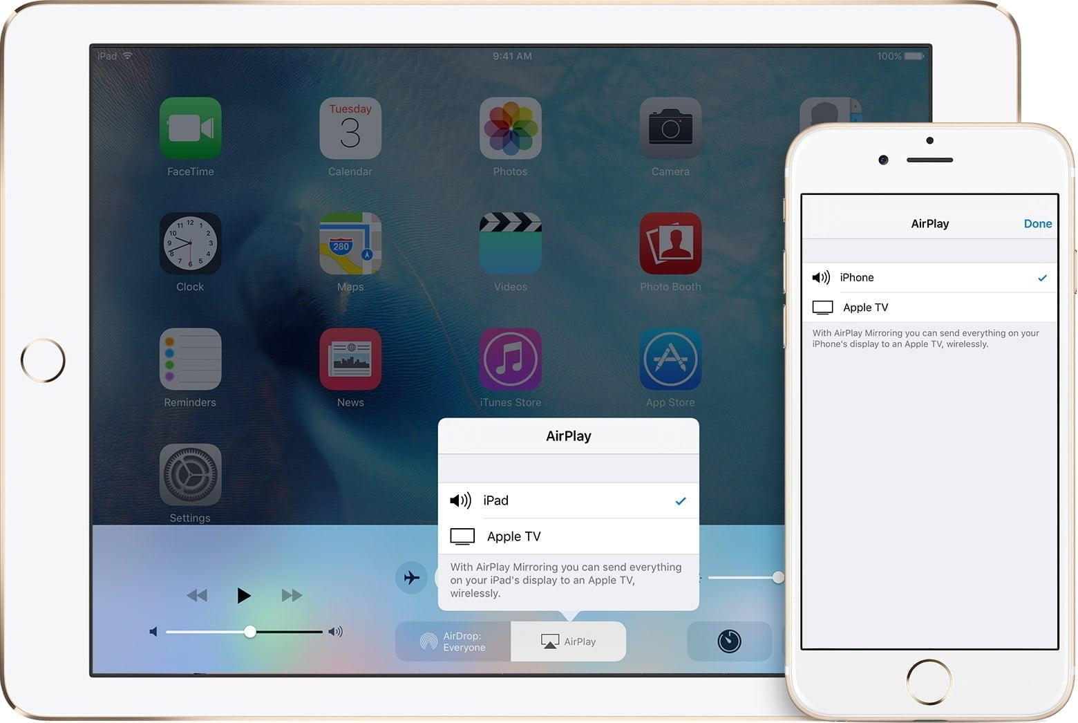 Sådan opsætter og bruger du Apple AirPlay