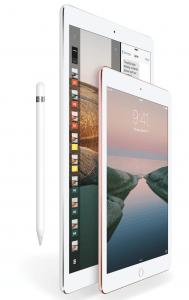 iPad Pro 12,9 tommer og iPad Pro 9,7 tommer (Foto: Apple)