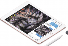 iPad Pro 9,7 tommer (Foto: Apple)
